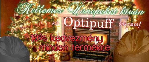 Optipuff karácsonyi kedvezmény