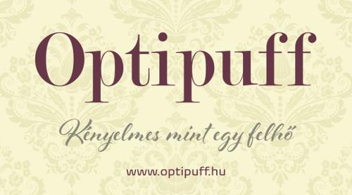Optipuff Hűség kedvezmény kártya