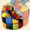 Kocka-Szumo Babfotel