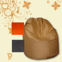 Szumo Babfotel - Fekete-Narancs